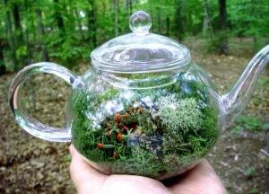 Пример оформления в чайнике