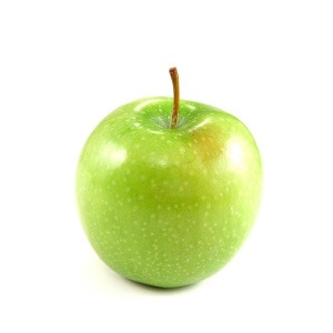 """Можно очень просто опознать сорт яблок """"Семеренко"""""""