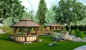 Для того чтобы озеленить участок мало иметь бурную фантазию, нужны еще и познания в агрономической сфере