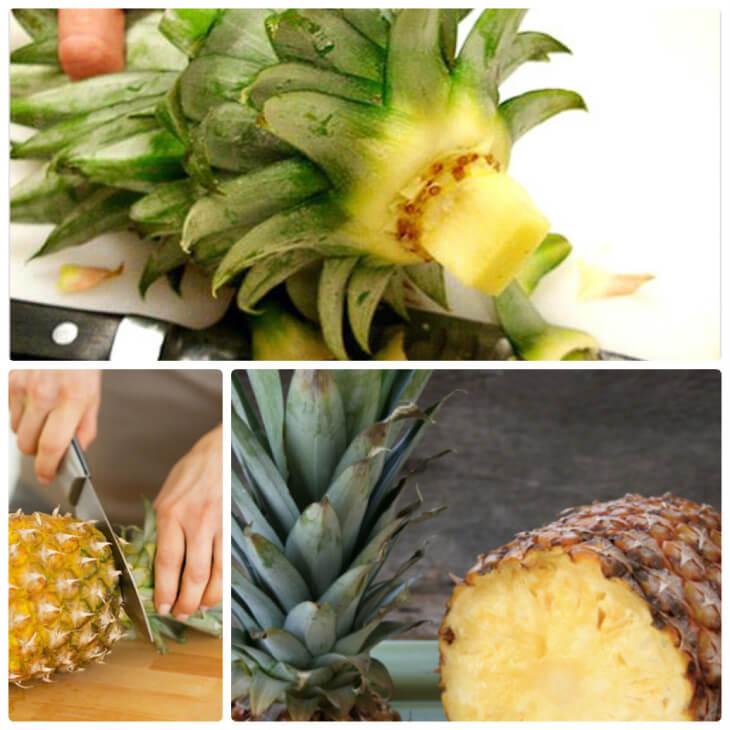 Подготовка к посадке ананаса