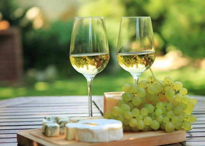 Белый виноград, который пригоден для приготовления вина