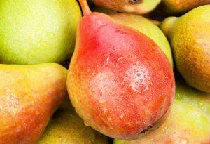 Прекрасные плоды груши
