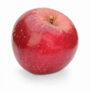 При обильном урожае размер яблок уменьшается