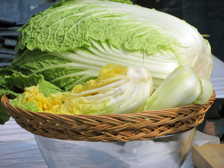 Лат. Brassica pekinensis