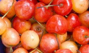 Урожай черешни, которым вы можете наслаждаться