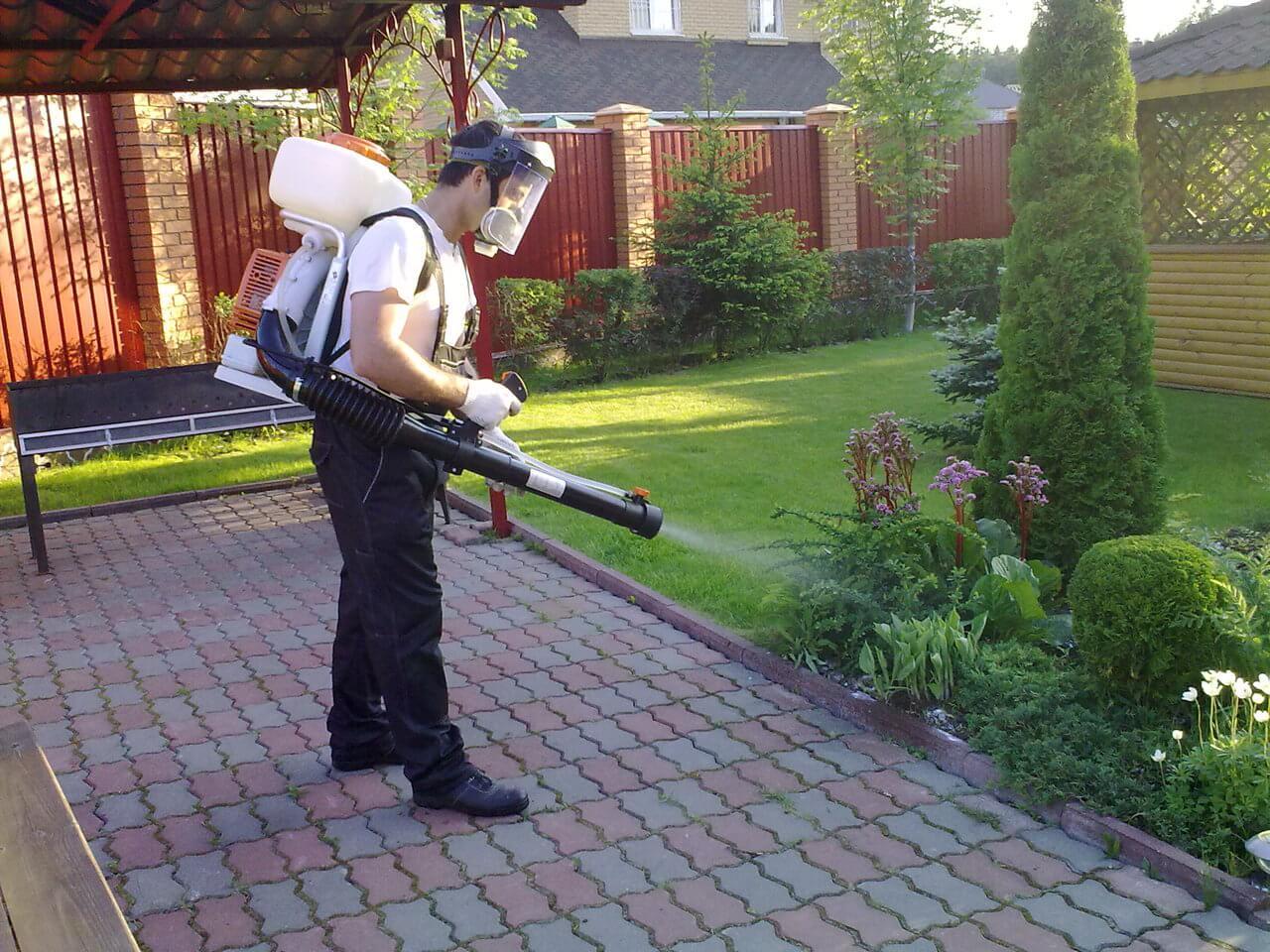 Ранцевые садовые электрические опрыскиватели - описание, принцип работы