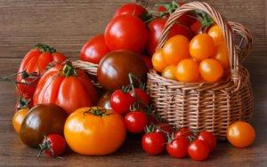Различные сорта томатов у вас в саду